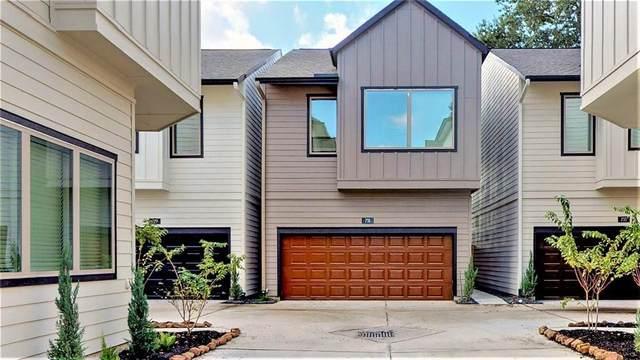 731 Janisch Street, Houston, TX 77018 (MLS #60956792) :: CORE Realty