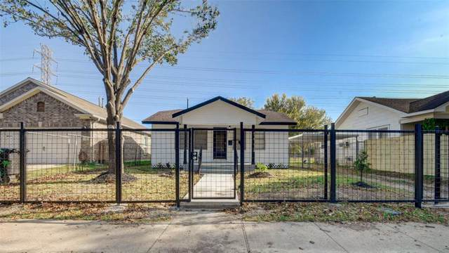 171 Woodvale Street, Houston, TX 77012 (MLS #60961019) :: The SOLD by George Team