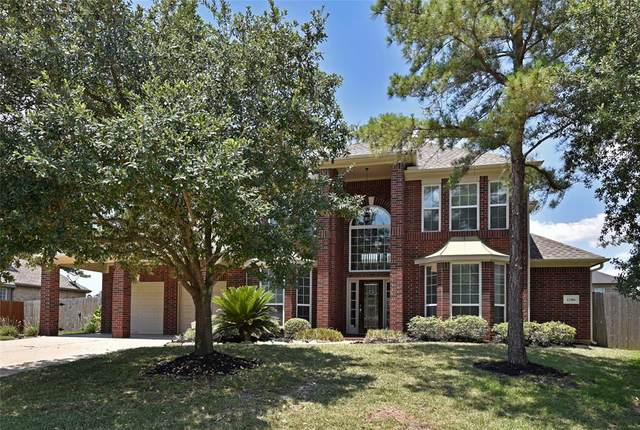 12406 Morning Rain Drive, Tomball, TX 77377 (MLS #60966665) :: Ellison Real Estate Team