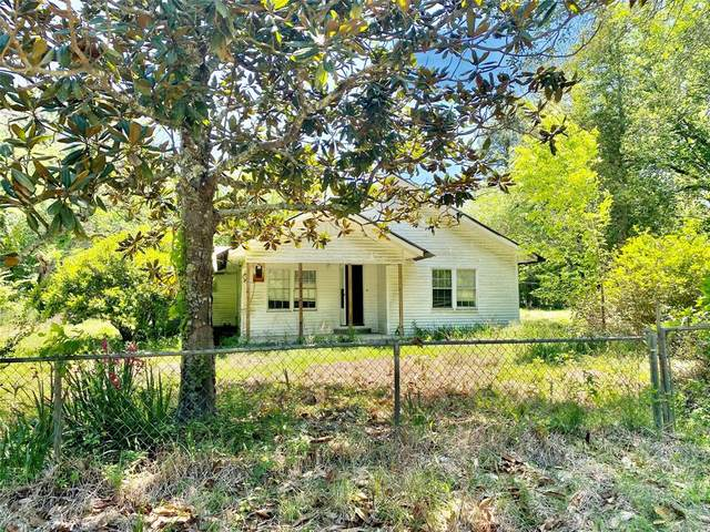 151 County Road 3380 B, Colmesneil, TX 75938 (MLS #60967208) :: Area Pro Group Real Estate, LLC