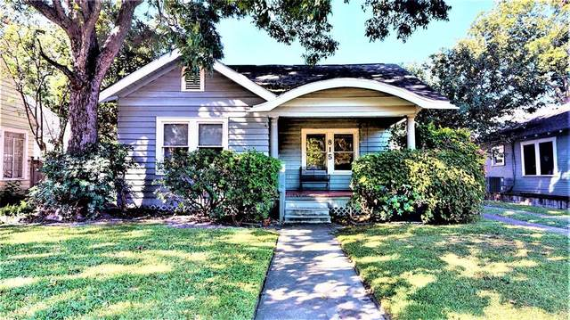 815 Le Green Street, Houston, TX 77008 (MLS #60971943) :: Christy Buck Team