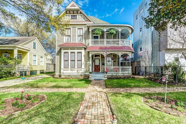 1908 Decatur Street, Houston, TX 77007 (MLS #60975895) :: Giorgi Real Estate Group