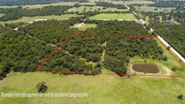 TBD (Tract 2 - 10.94 County Road 130, Caldwell, TX 77836 (MLS #60991358) :: Connell Team with Better Homes and Gardens, Gary Greene