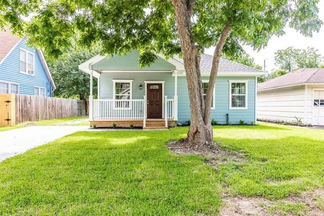 319 Center Street, Pasadena, TX 77506 (MLS #60997735) :: The SOLD by George Team