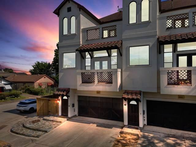 4424 Marina Street, Houston, TX 77007 (MLS #61000682) :: Parodi Group Real Estate