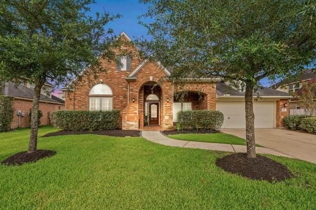 7427 Lavaerton Wood Lane, Richmond, TX 77407 (MLS #61002914) :: The Property Guys