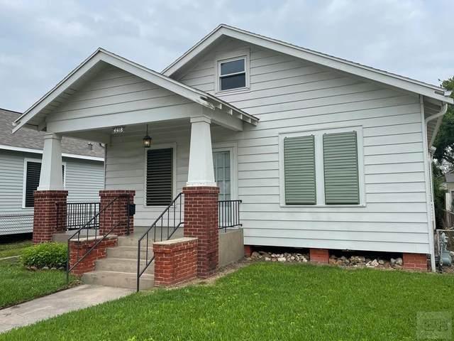 4418 Avenue R, Galveston, TX 77550 (MLS #61007041) :: My BCS Home Real Estate Group