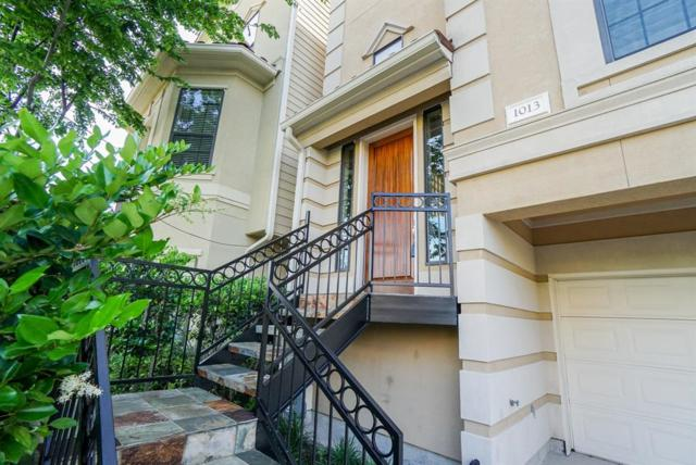 1013 Gross Street, Houston, TX 77019 (MLS #61010007) :: Texas Home Shop Realty