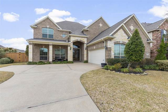1311 Milazzo Lane, League City, TX 77573 (MLS #61011136) :: Ellison Real Estate Team