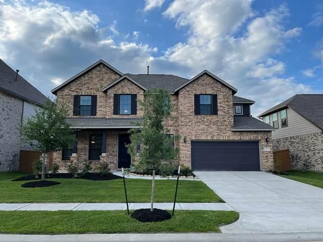 12127 Ballshire Pines Drive, Humble, TX 77346 (#61014960) :: ORO Realty