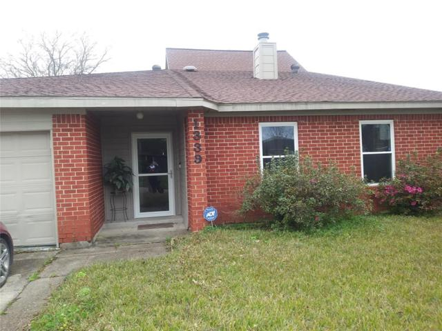 1339 Macclesby Lane, Channelview, TX 77530 (MLS #61016705) :: The Queen Team