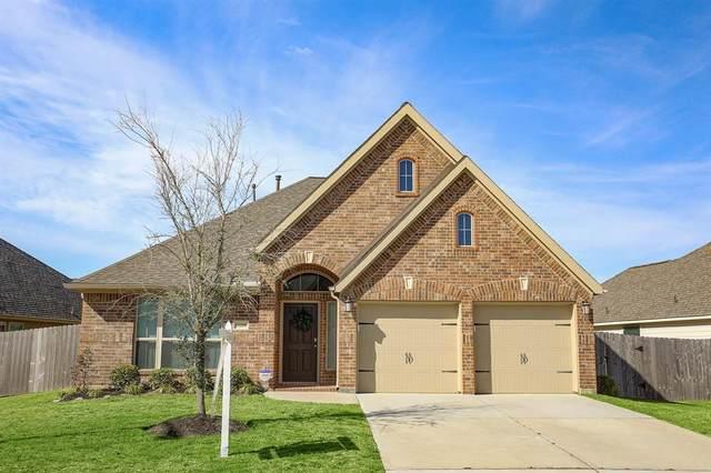 13208 Sage Meadow Lane, Pearland, TX 77584 (MLS #61023014) :: The Heyl Group at Keller Williams