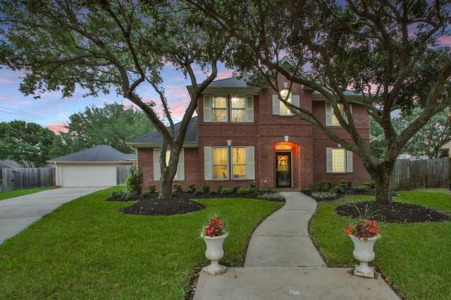 19603 Piney Place Court, Houston, TX 77094 (MLS #61023591) :: The SOLD by George Team