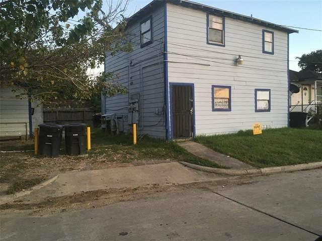 6602 Avenue R, Houston, TX 77011 (MLS #61026760) :: Ellison Real Estate Team