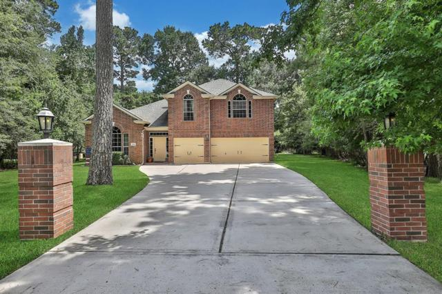 802 Mackintosh Drive, Magnolia, TX 77354 (MLS #61032641) :: Connect Realty