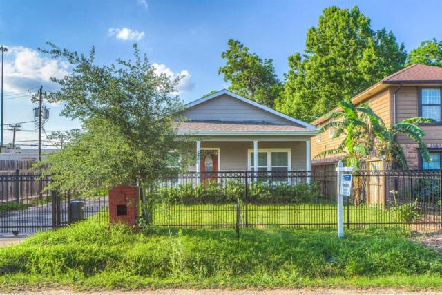 105 E 27th Street, Houston, TX 77008 (MLS #61034463) :: Giorgi Real Estate Group