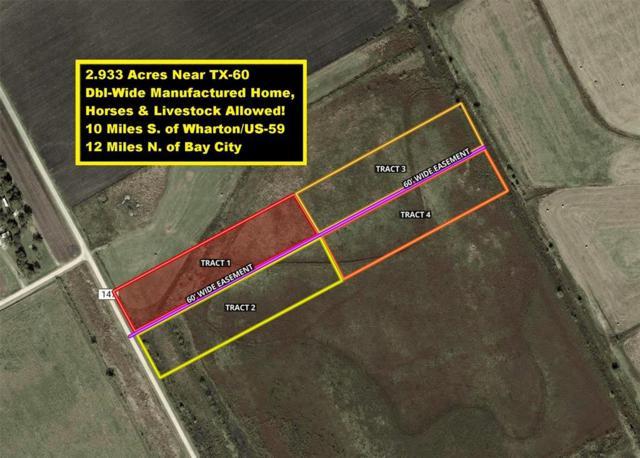 TR 1 County Road 147, Wharton, TX 77488 (MLS #61044467) :: The Parodi Team at Realty Associates