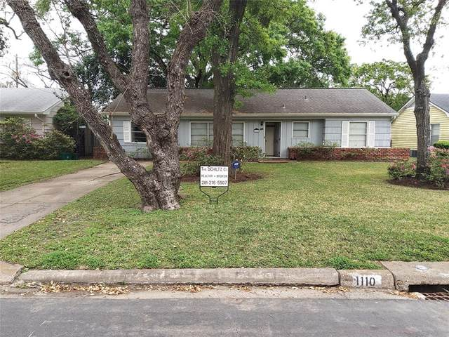 1110 Colonial Street, Bellaire, TX 77401 (MLS #61048811) :: The Queen Team