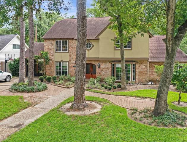 506 Clear Spring Drive, Houston, TX 77079 (MLS #6104897) :: The Heyl Group at Keller Williams