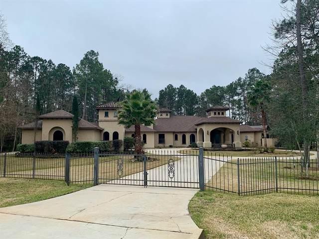 27515 Ossineke Drive, Spring, TX 77386 (MLS #61070222) :: The Property Guys