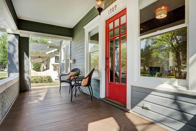 1709 California Street, Houston, TX 77006 (#61070279) :: ORO Realty