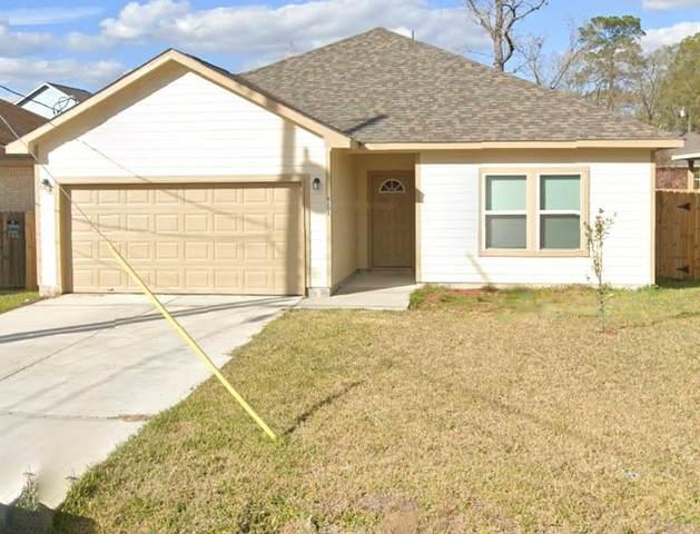 8201 Claiborne Street, Houston, TX 77078 (#61075968) :: ORO Realty