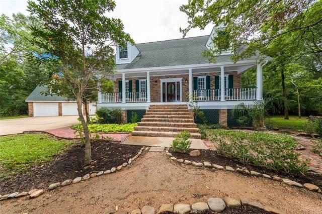 5318 Whittier Oaks Drive, Friendswood, TX 77546 (MLS #61081993) :: Ellison Real Estate Team
