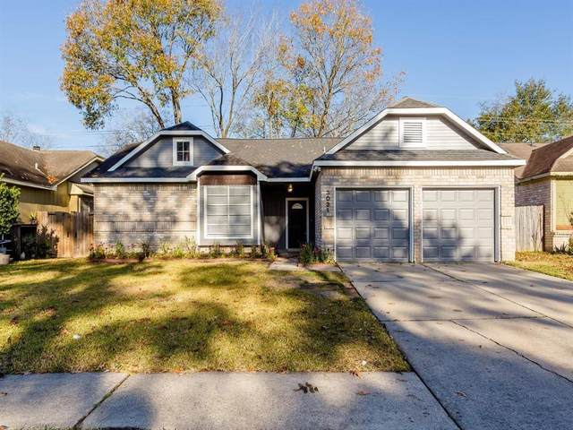 3031 Ciderwood Drive, Spring, TX 77373 (MLS #61126126) :: My BCS Home Real Estate Group