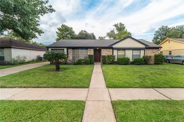 8902 Carvel Lane, Houston, TX 77036 (MLS #61142168) :: Connect Realty