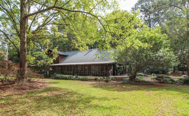 1142 County Road 770, Nacogdoches, TX 75964 (MLS #61146380) :: Texas Home Shop Realty