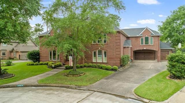 14907 Pine Point Court, Houston, TX 77070 (MLS #61146994) :: The Parodi Team at Realty Associates