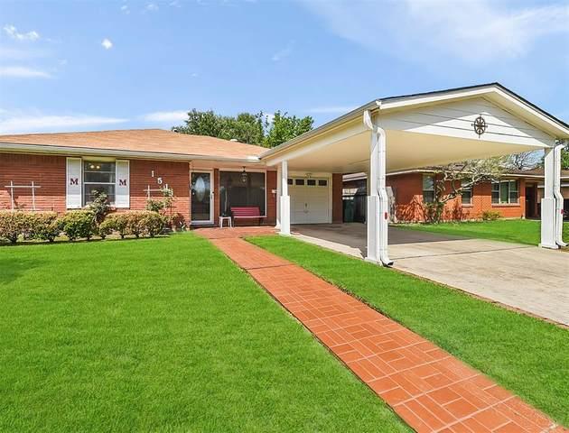 1510 Jessie Lane, Pasadena, TX 77502 (MLS #61152289) :: Homemax Properties