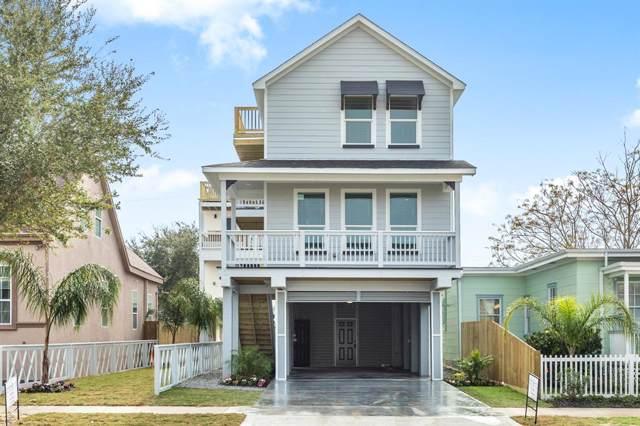 909 Winnie, Galveston, TX 77550 (MLS #6116899) :: Texas Home Shop Realty
