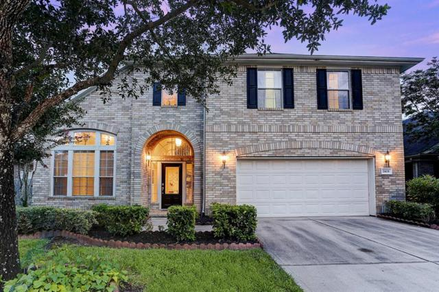 21631 Grand Hollow Lane, Katy, TX 77450 (MLS #61171866) :: The SOLD by George Team