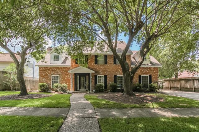 4319 Honey Oaks Drive, Seabrook, TX 77586 (MLS #61174425) :: The Bly Team