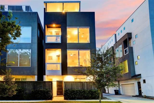 431 Tuam Street, Houston, TX 77006 (MLS #61208263) :: Texas Home Shop Realty