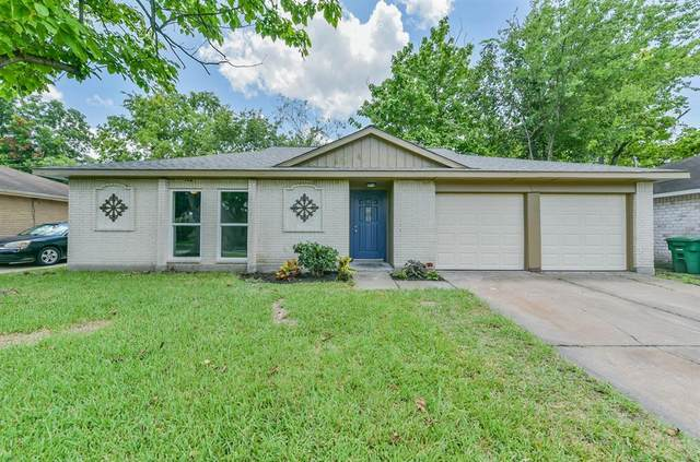 4931 Gatewood Avenue, Houston, TX 77053 (MLS #6120915) :: Giorgi Real Estate Group