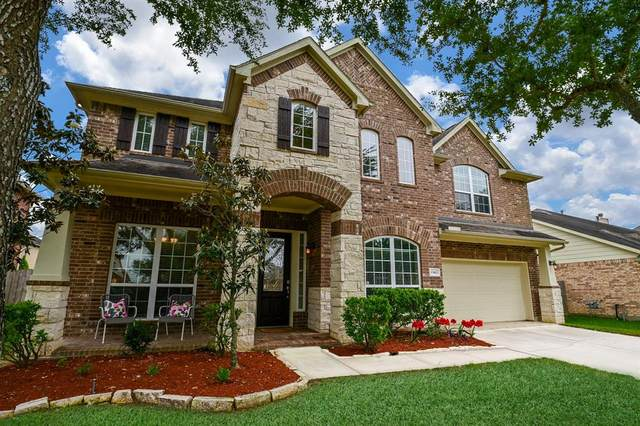 13602 Wild Lilac Court, Pearland, TX 77584 (#61228051) :: ORO Realty