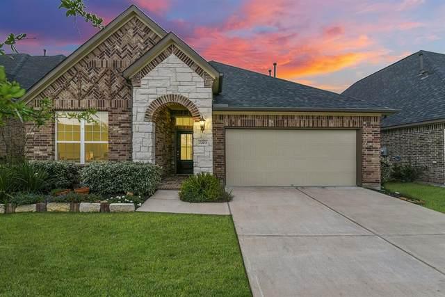 2203 Blossomcrown Drive, Katy, TX 77494 (MLS #61228345) :: Caskey Realty