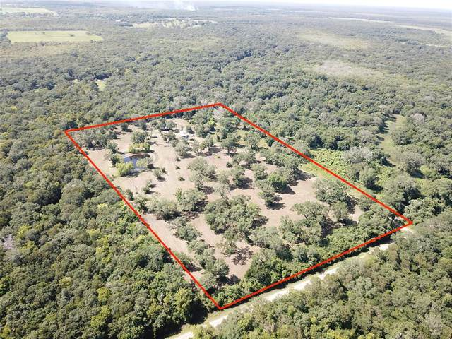 Tract 2 Private Road 648 Street, Cedar Lake, TX 77425 (MLS #61235221) :: The Bly Team