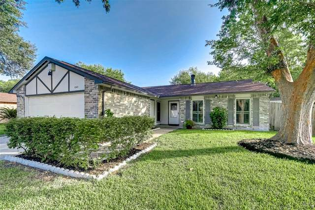 6743 Blue Ridge Drive, Richmond, TX 77469 (MLS #61250883) :: Bay Area Elite Properties