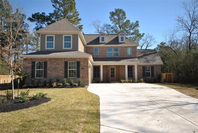 110 Golden Eye Court, Montgomery, TX 77316 (MLS #61256466) :: The Home Branch