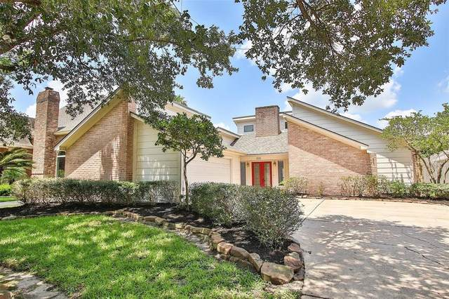 14106 Blazey Drive, Houston, TX 77095 (MLS #61257953) :: The Heyl Group at Keller Williams