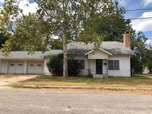 205 N Glendale Street, Hallettsville, TX 77964 (MLS #61285898) :: Ellison Real Estate Team