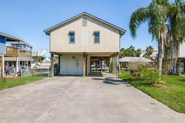 210 Sampan Drive, Tiki Island, TX 77554 (MLS #61307923) :: Texas Home Shop Realty