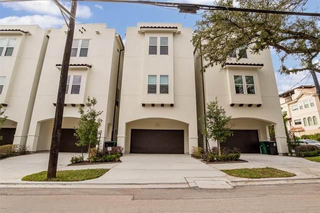 723 Leverkuhn Street, Houston, TX 77007 (MLS #61308455) :: Ellison Real Estate Team