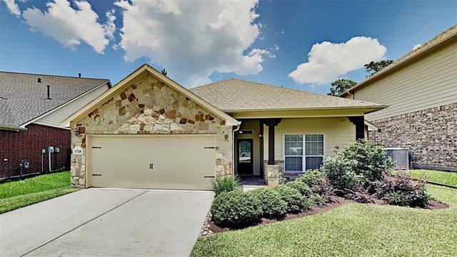 1738 Park Oak Drive, Conroe, TX 77304 (MLS #61320602) :: The Home Branch