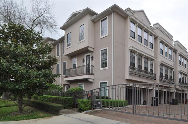 3302 Audley Street #112, Houston, TX 77098 (MLS #61322394) :: Giorgi Real Estate Group