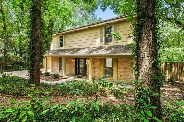 2824 S Logrun Circle, The Woodlands, TX 77380 (MLS #61329410) :: The Queen Team