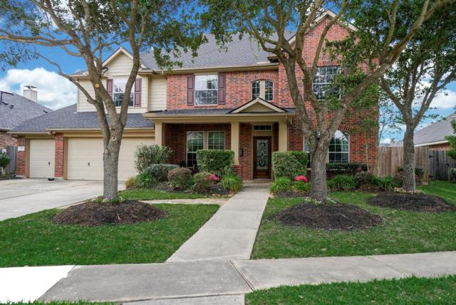 2306 Osprey Park Drive, Katy, TX 77494 (MLS #61336645) :: The SOLD by George Team